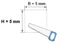 Model til hulmål