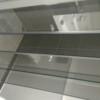 Aquatrend bruseafskærmning - skydedør
